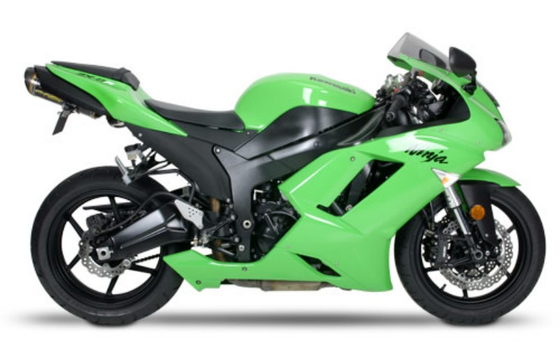 ZX6R 636: 2007 – 2013 : HoHey Designs, Custom and Factory Parts for ...