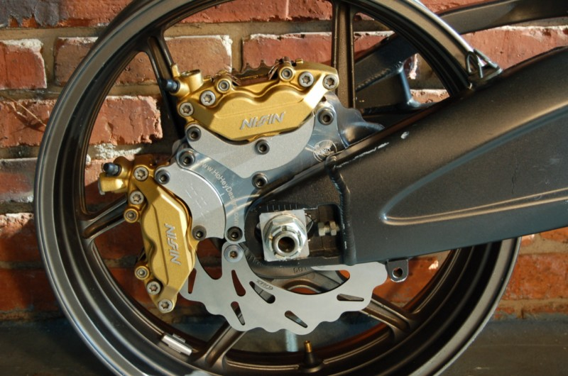 ZX6R 636: 2005-2006 : HoHey Designs, Custom and Factory
