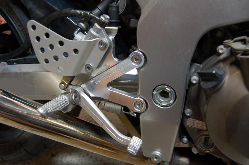 ZX6R 636: 2007 – 2013 : HoHey Designs, Custom and Factory Parts for